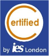 logo: Certified by Inernation Education Society London